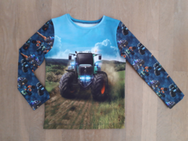 3436 - Tractor sweater