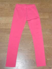 5027 - Legging uni fuchsia roze