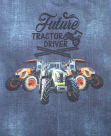 3437 - Tractor sweater