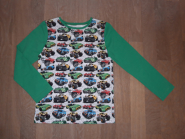 3429 - Hot Wheels shirt of longsleeve