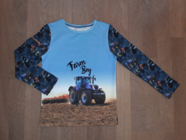 3438 - Farm Boy tractor sweater
