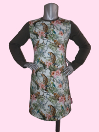 4423 - Luipaard jurkje