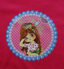 3329 - Meisjes shirt