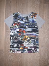 3401 - vrachtwagen shirt (ook lange mouw)