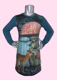 4415 - Hertjes jurkje
