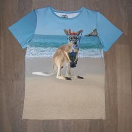 3512 - Kangaroo shirt