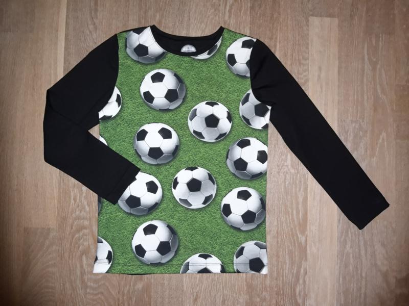 3417 - Voetbal shirt of longsleeve (direct leverbaar)