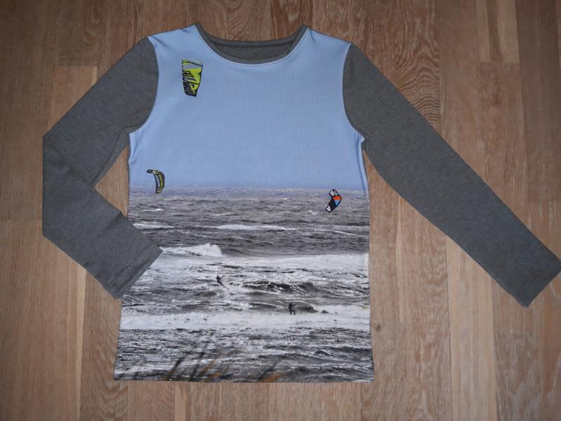 3503 - Parasailers shirt of longsleeve