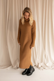 Dress Anouk camel