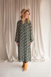 Flower dress Sisterspoint green