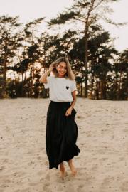 Pocket Skirt Black
