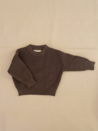 Knit Jumper Olive
