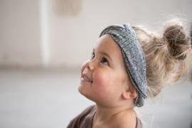 Headband Grey Melange
