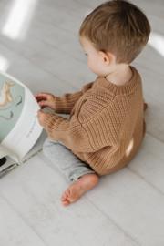 Chunky Sweater Toffee