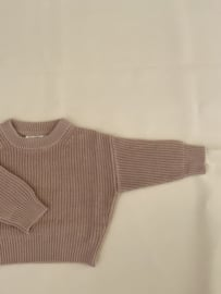 Knitted Jumper Almond