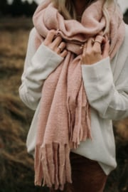 Sjaal SOFT PINK