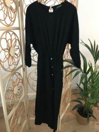 Lady dress Isa BLACK