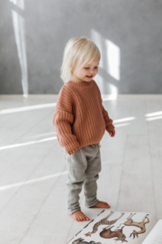 Chunky Sweater Terracotta