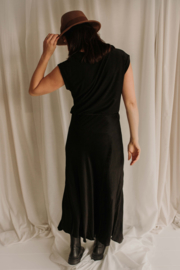 Rok Silk Black