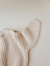 Chunky Sweater Almond