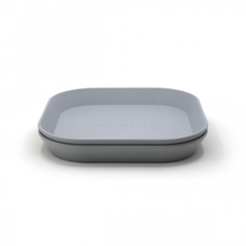 Plates Square Cloud (Set van 2)