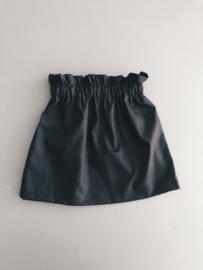 Skirt High Waist Black