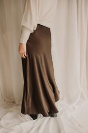 Rok Silk Dark Brown