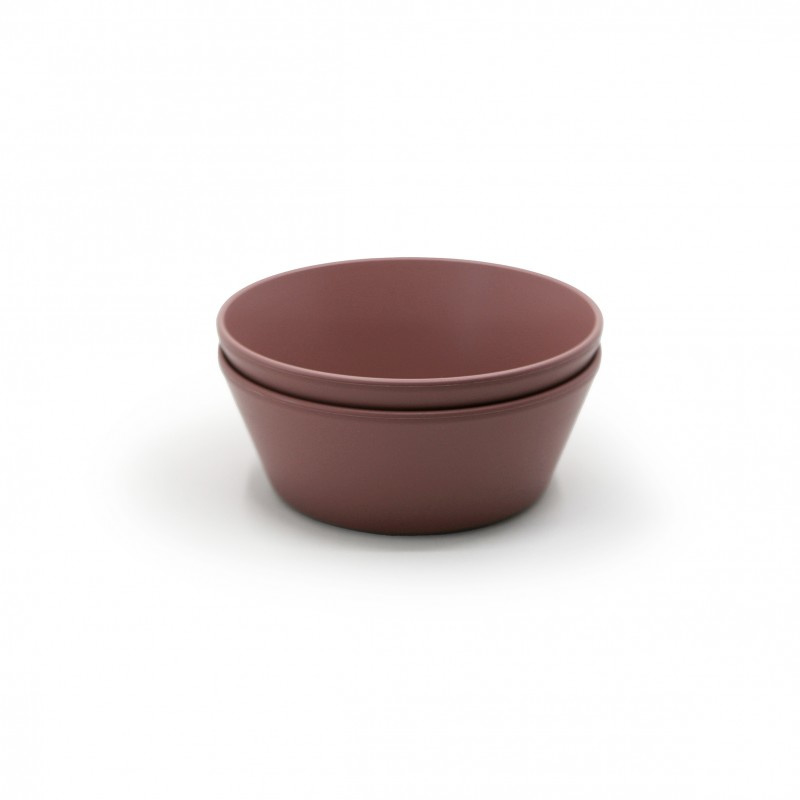Bowl Round Woodchuck (Set van 2)