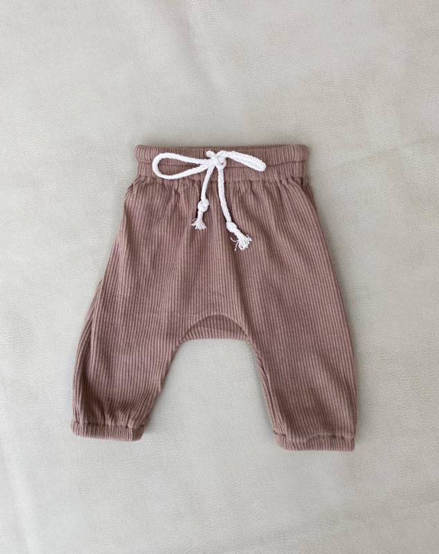 Track Pants Mocha