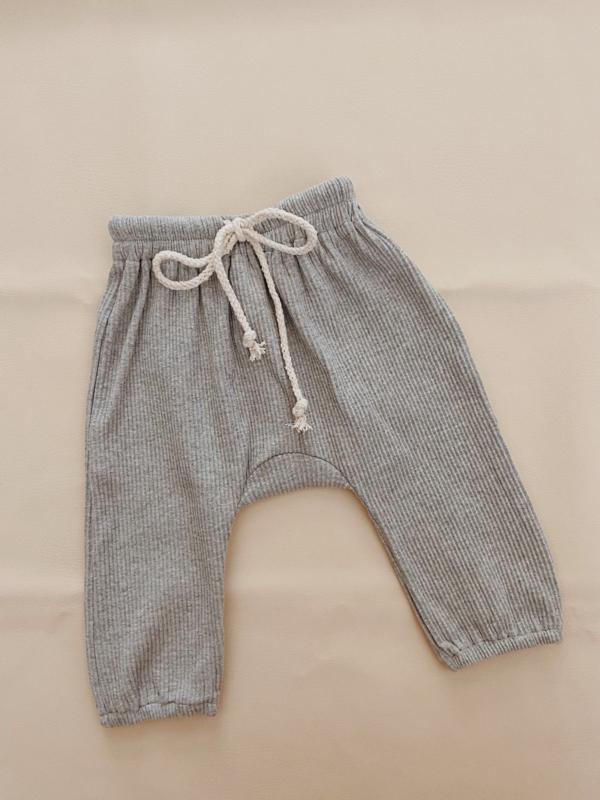 Track Pants Grey