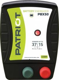 Patriot schrikdraad apparaat voor accu (PBX50)