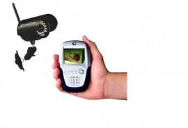 Cow cam mobiele bewakingscamera