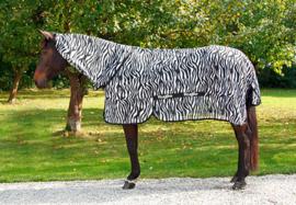 vliegendeken zebra design