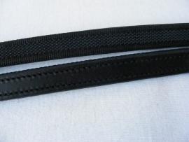 teugel leder met griplijn aan de onderzijde DN006