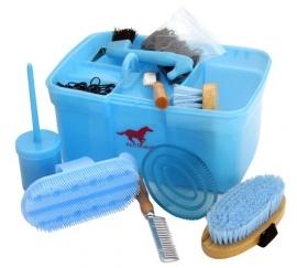 grooming box HR005 blauw