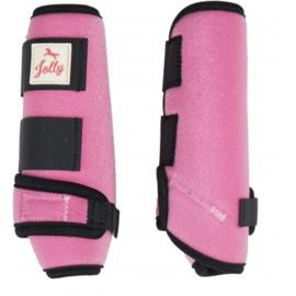 beschermers zwart of roze (shet/pony)