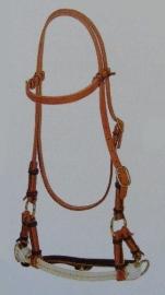 western hoofdstel 2 rope