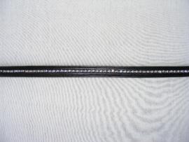 frontriem met echte swarovski (GB66031)