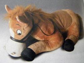 paardje 60 cm plush