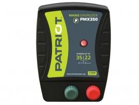 Patriot schrikdraad apparaat lichtnet (PMX350)