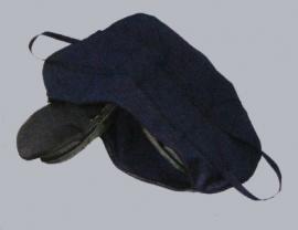 zadel draagtas