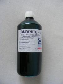 AVS equi white shampoo speciaal voor witte paarden/voetjes DN010