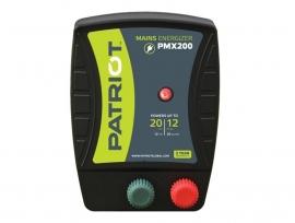 Patriot schrikdraad apparaat lichtnet (PMX200)