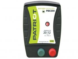 Patriot schrikdraad apparaat voor accu (PBX200)