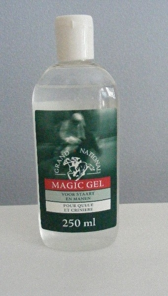 magic gel (super ontklitter)