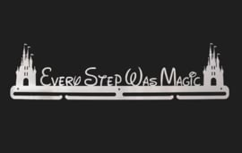 Every step was magic
