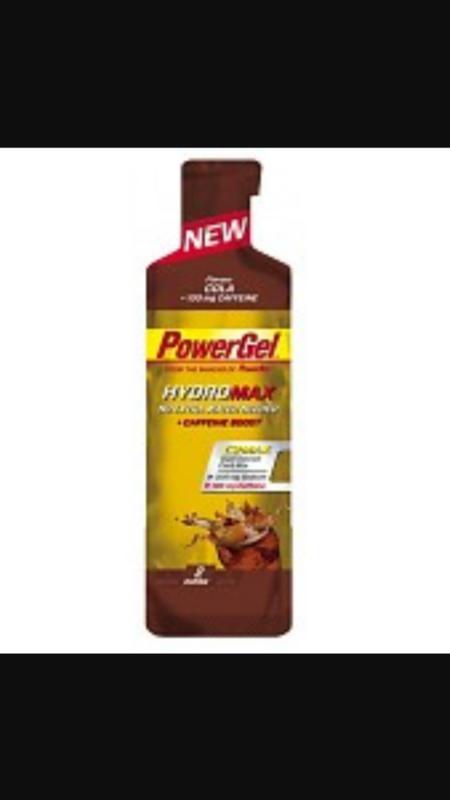 Powerbar hydrogel cola