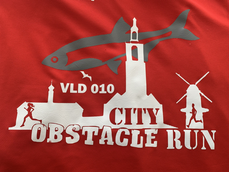 City obstacle run