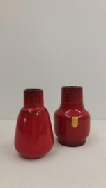 Setje Baarn Rimac in rood / Set Baarn Rimac in red