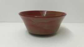 Mooie schaal gemerkt H v D en 390-6 / Nice bowl marked H v D and 390-6